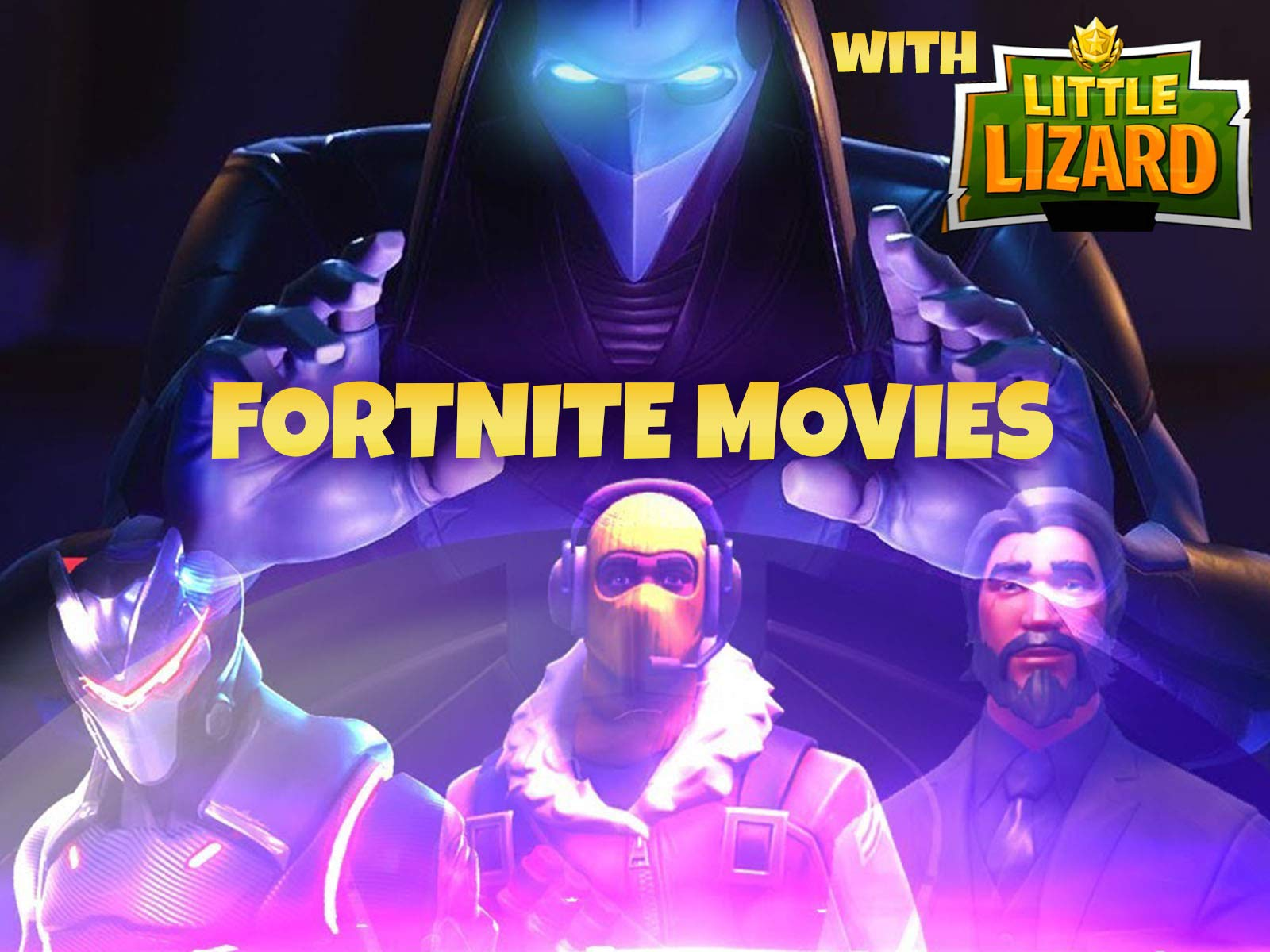 Clip: Fortnite Movies with Little Lizard - Season 2