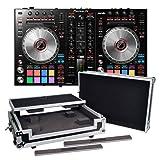 Pioneer DDJ-SR2 Controller for Serato DJ w/Road Case