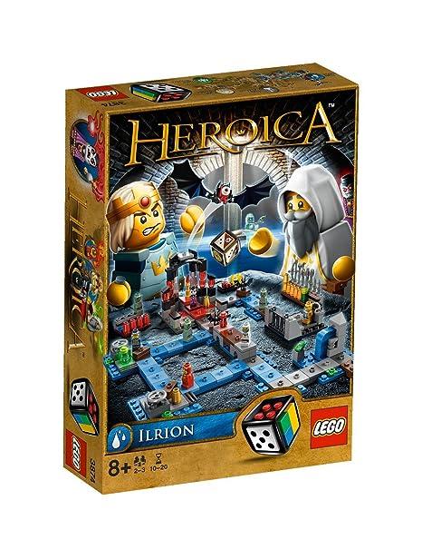 LEGO Games - 3874 - Jeu de Société - Ilrion les Catacombes