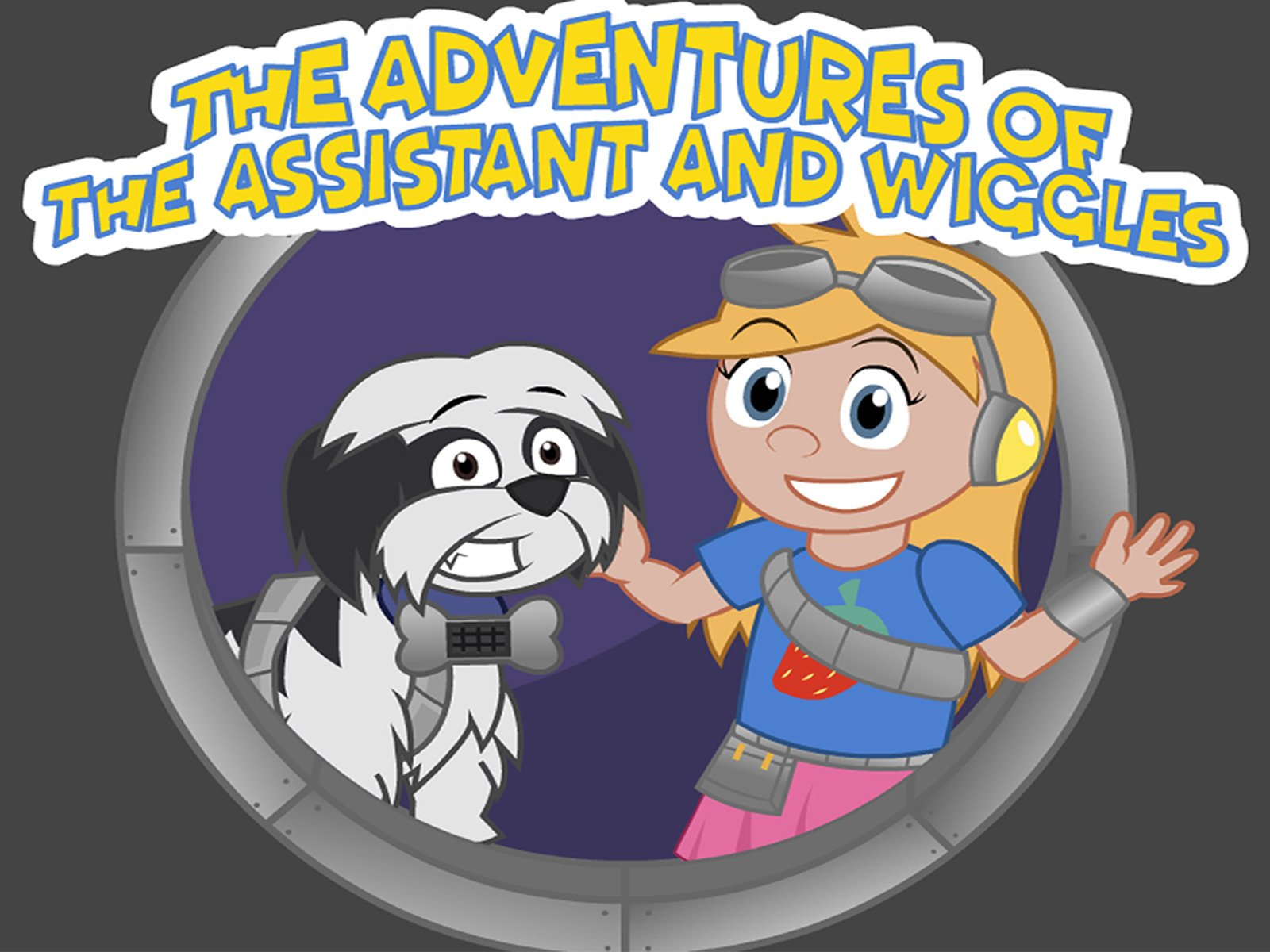 The Adventures of the Assistant and Wiggles on Amazon Prime Instant Video UK