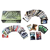 Fallout Trading Cards Series 1 Complete Base Set with Bonus Cards and Packs (Color: Multi-colored)