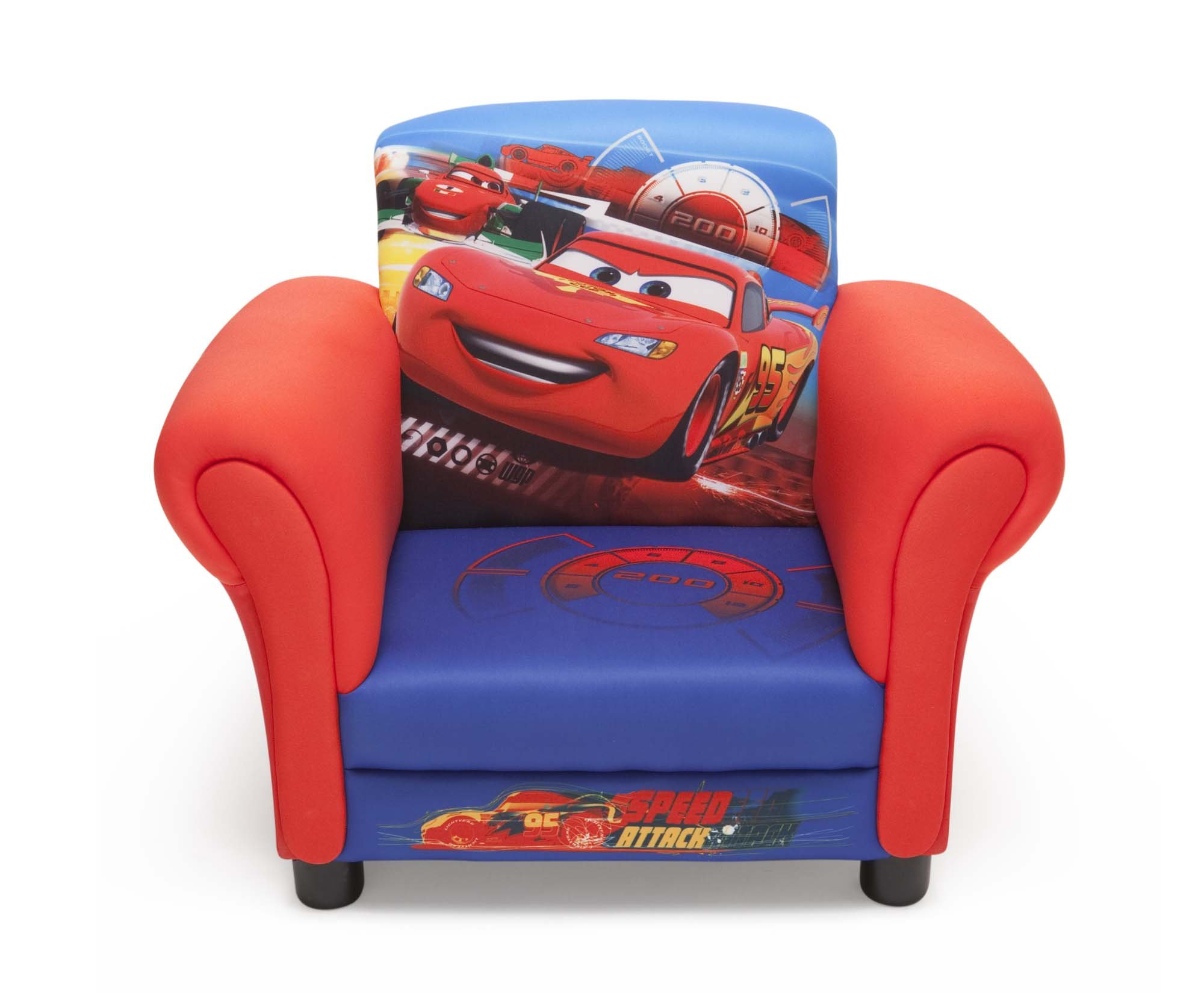 Delta Children 39 S Products Disney Pixar Cars Upholstered