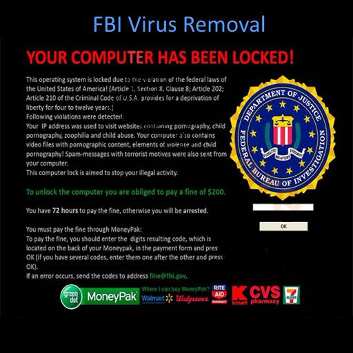 FBI Virus Removal Guide (Fbi Virus Removal Guide compare prices)