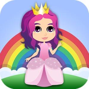 Amazon.com: Princesses Real & Cartoon Princess Videos, Games, Books