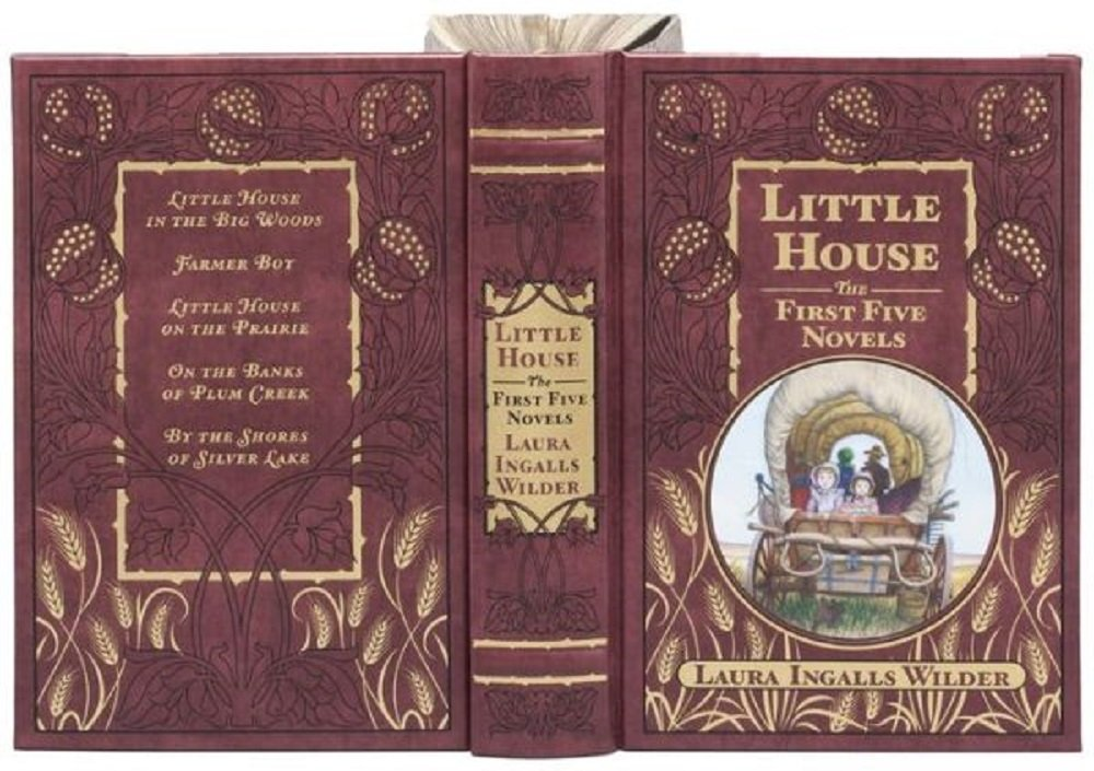 Little House (In the big woods / Farmer boy / On the prairie / On ...
