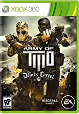 Army of TWO The Devil's Cartel. XBox 360