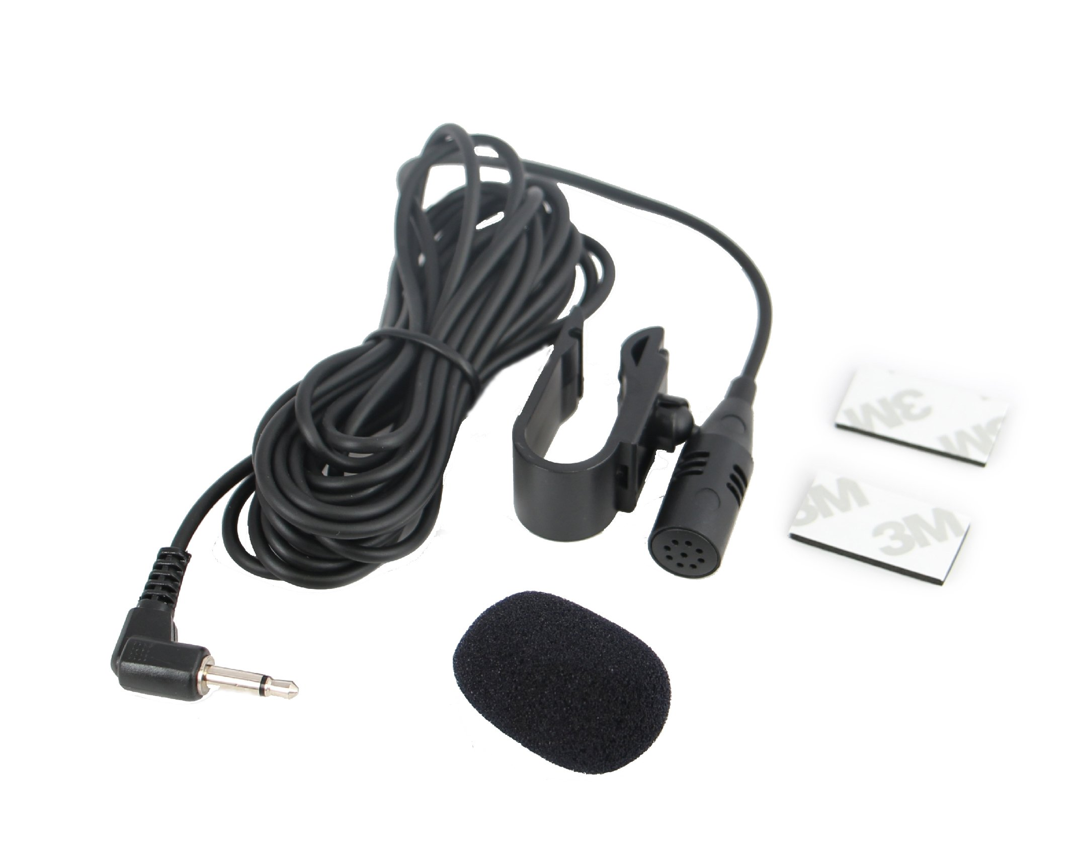 Car Microphone: Xtenzi External Bluetooth Microphone Mic Assembly For JVC