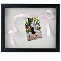 11 by 14-Inch Black Shadow Box Frame