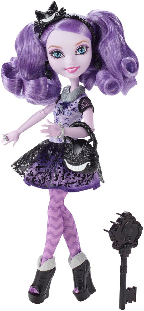 Ever After High Kitty Cheshire Doll