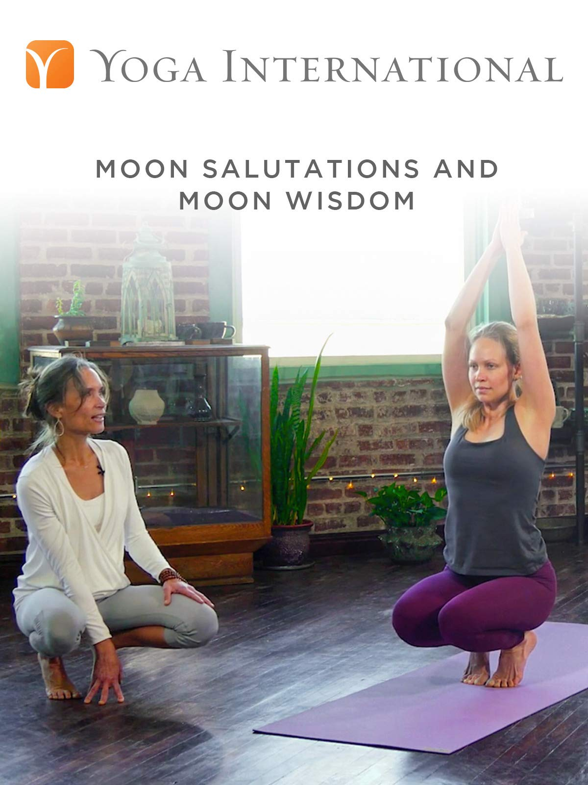 Moon Salutations and Moon Wisdom