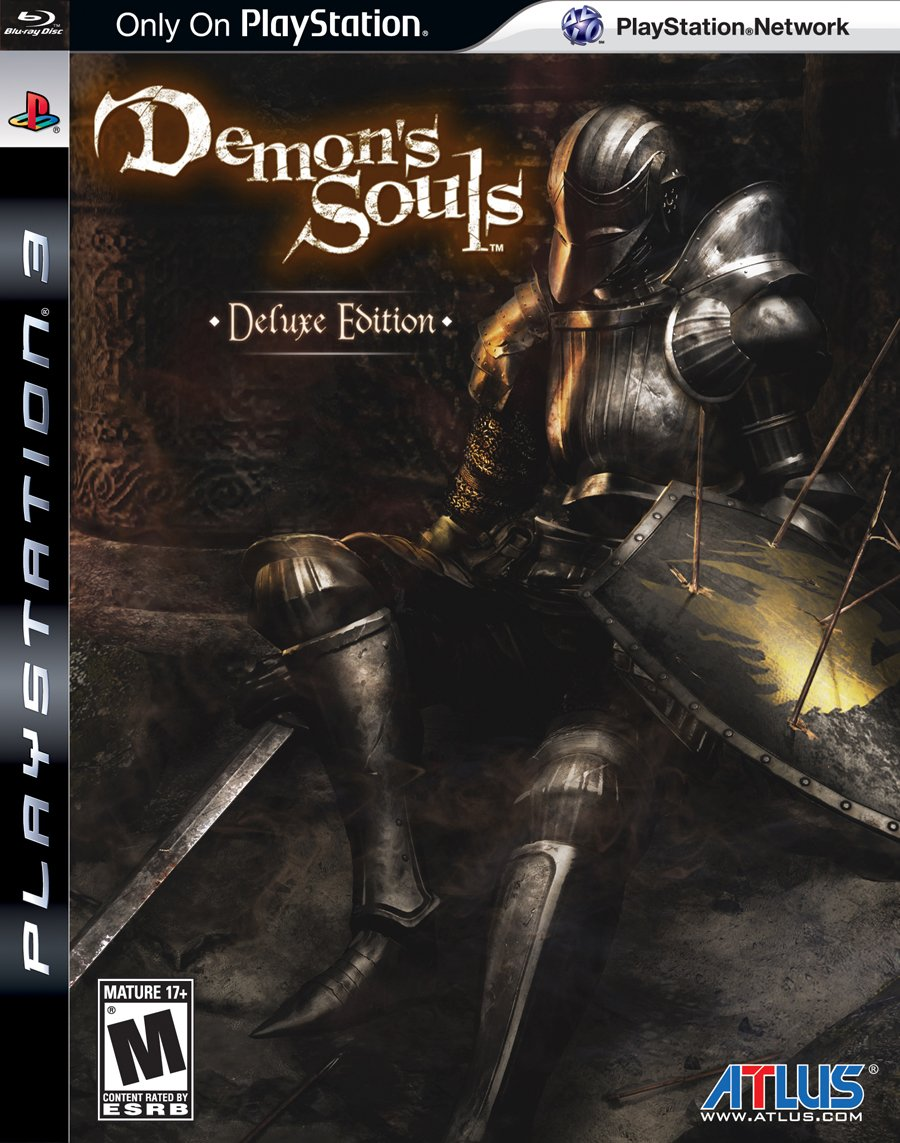Demon's Souls Ps3 Oyun !!!