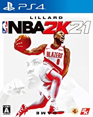 【PS4】NBA 2K21【早期購入特典】ゲーム内通貨 5,000 VC&ゲーム内MyTEAMモード用通貨ポイント(封入)【Amazon.co.jp特典】オリジナルデジタル壁紙(配信)
