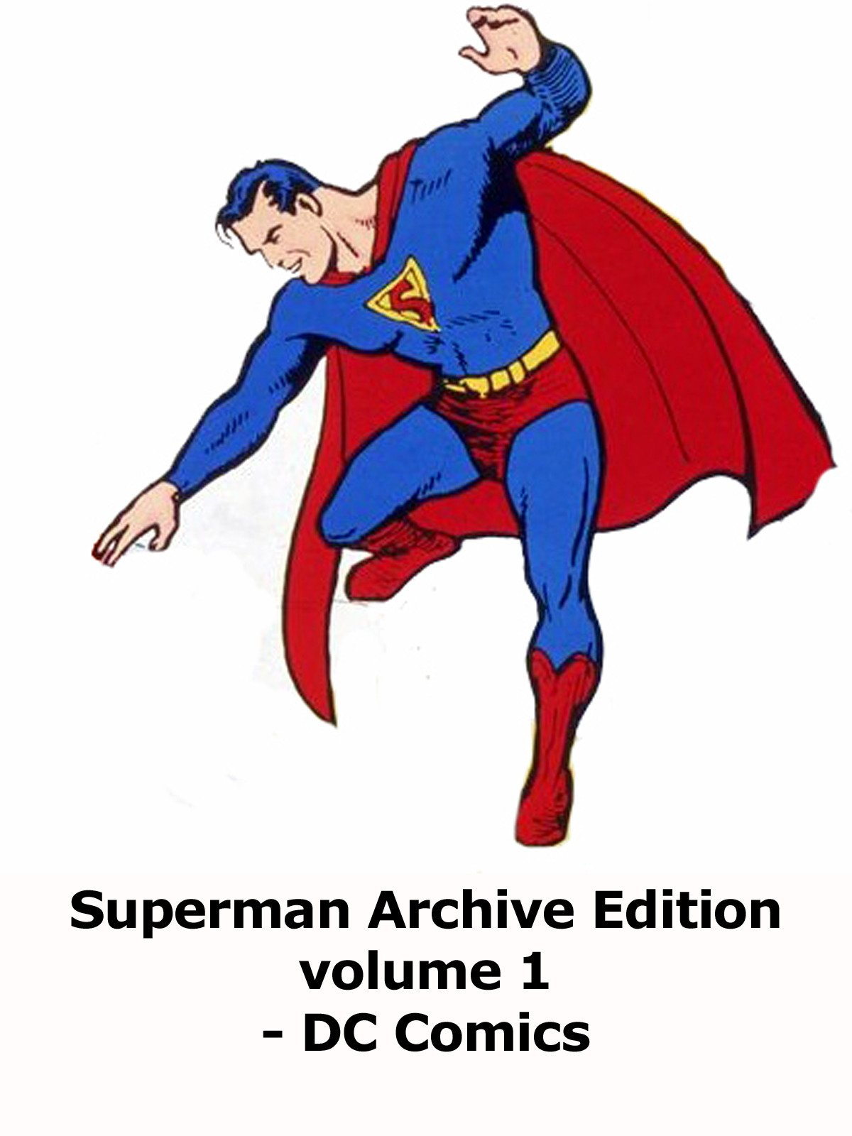 Review: Superman Archive Edition volume 1