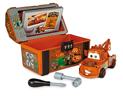 Spy Tools India Smoby 500141 Cars 2 Spy Tools