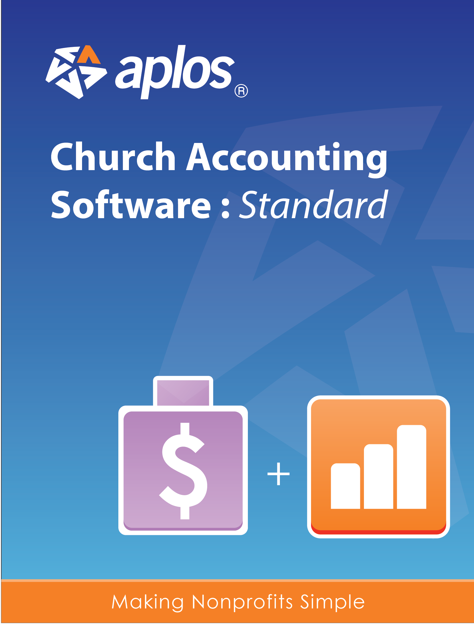 Aplos Nonprofit Accounting (1 year license)