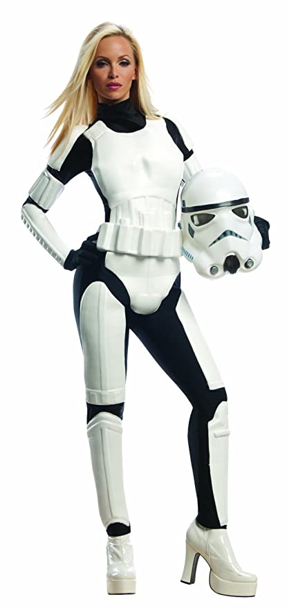 Storm Troopers Costume for Women