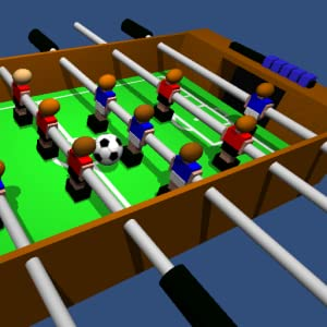 Table Football, Soccer, Foosball 3D by Galatic Droids