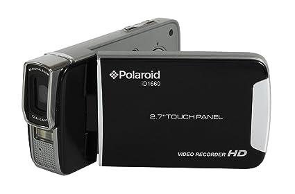 Polaroid ID1660 Camescopes Compact 1080 pixels 14 Mpix