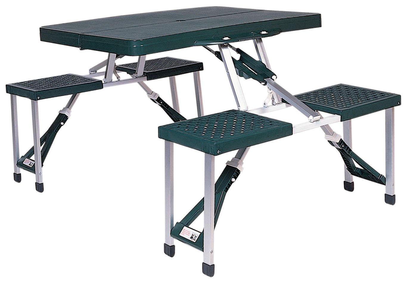 View the Lifetime 60030 W-Frame 6 Foot Folding Picnic Table Bench at ...
