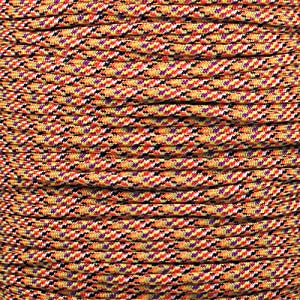 Paracord Planet Nylon 550lb Type III 7 Strand Paracord Made in the U.S.A. -Random-