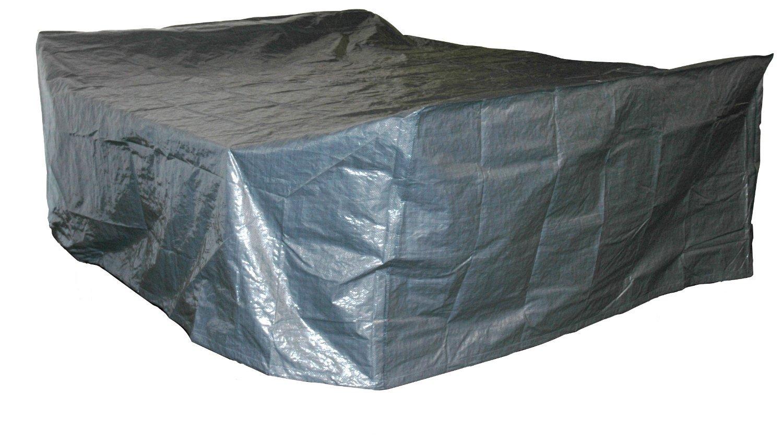 Schutzhülle für große Sitzgruppe 300 x 250 x 80 cm Abdeckhaube wasserdicht