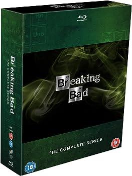 Breaking Bad on Blu ray