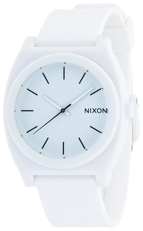 Amazon.co.jp: [ニクソン]NIXON TIME TELLER P: MATTE WHITE NA1191030-00 【正規輸入品】: 腕時計通販