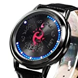 Wildforlife Anime K Project Homra Insignia Collector's Edition Touch LED Watch