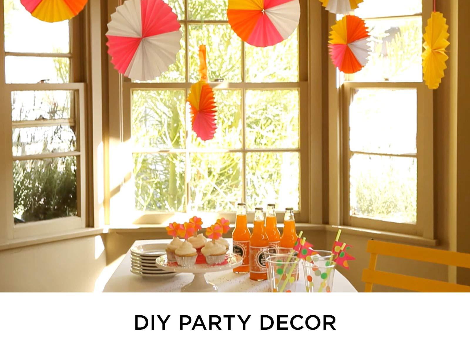 Clip: DIY Party Decor - Season 1