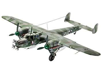 Revell  - 04925 - Maquette d'avion - Dormier Do 215 B-5 Nightfighter