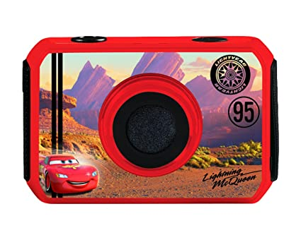 LEXIBOOK- DJA400DC - Move Cam Diney Cars