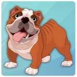Pet bulldog 3d