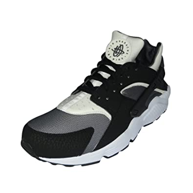 Nike Air Huarache Weiß Schwarz