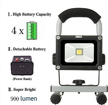 LOFTEK Rechargeable LED Work Light