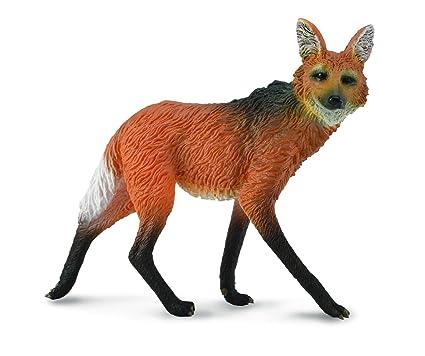 Collecta - 3388595 - Figurine - Animaux Sauvages - Loup à Crinière