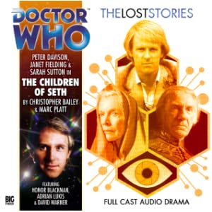 The Children of Seth (Doctor Who) - Christopher Bailey, Marc Platt