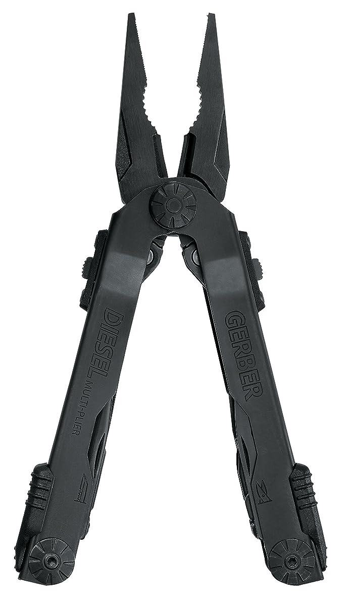 Gerber Diesel Multi-Plier, Black [22-01545N]