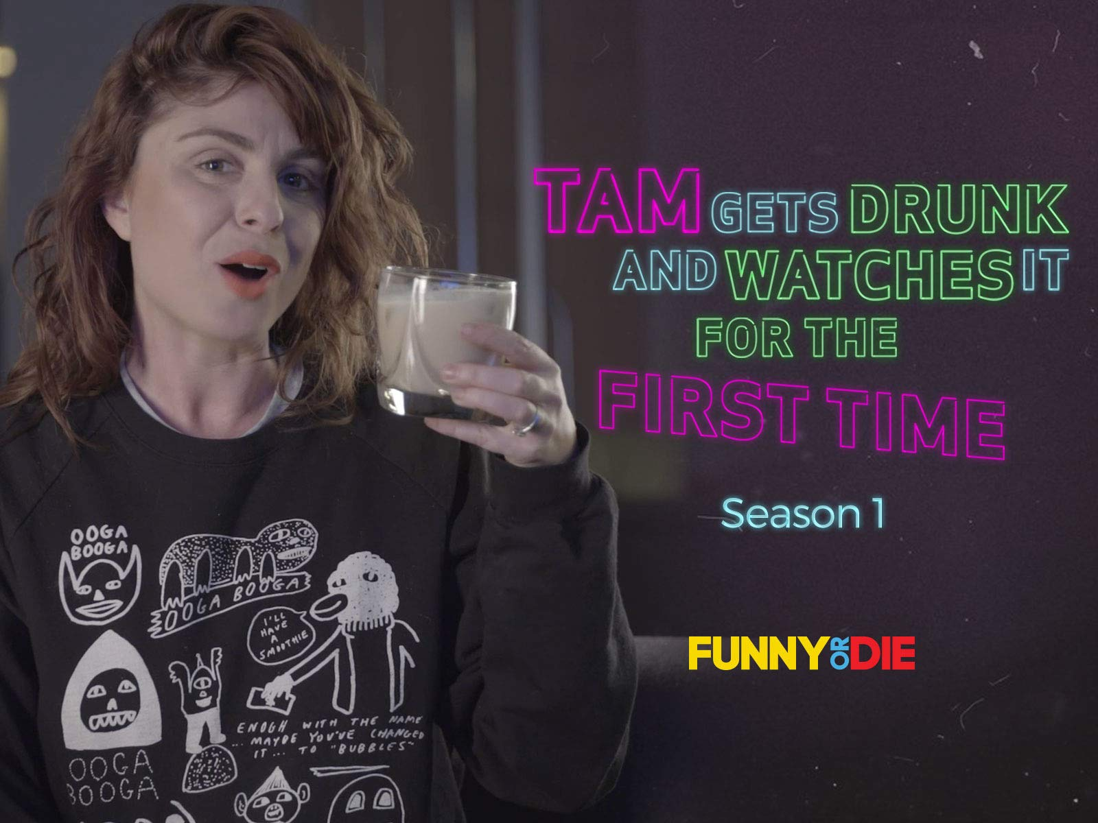 Tam Gets Drunk And Watches It For The First Time - Season 1