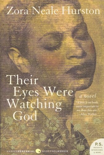 Black Like Me Book Cover ~ Their eyes were watching god a novel zora neale hurston