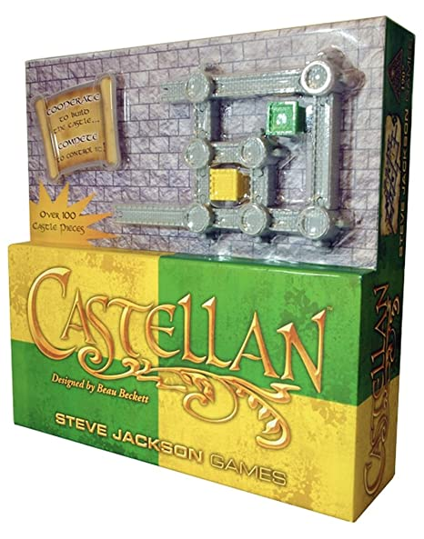 Steve Jackson Games - 332203 - Castellan International