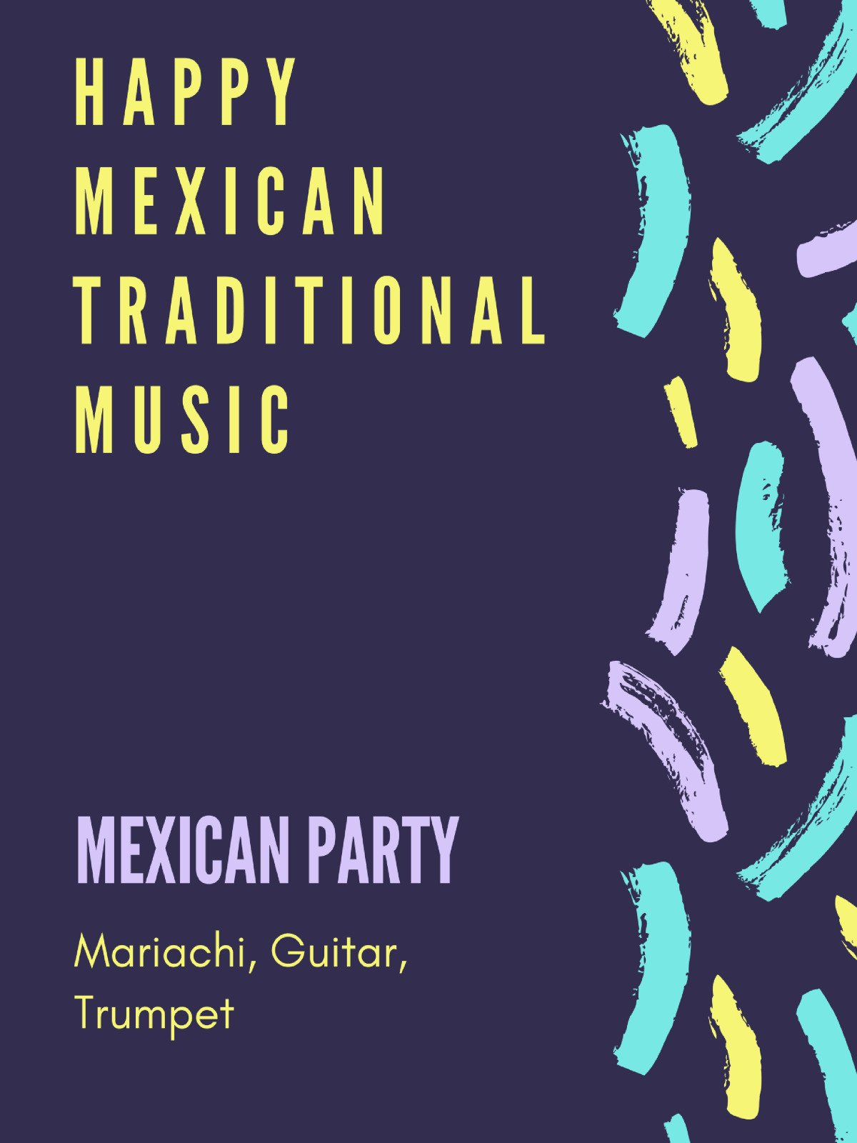 Happy Mexican Traditional Music