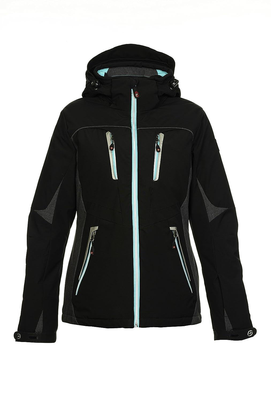 killtec – Damen Soft Shell Jacke mit Kapuze, Winddicht – Wasserdicht – Atmungsaktiv, H/W 2015, Dorthe (26363) günstig bestellen