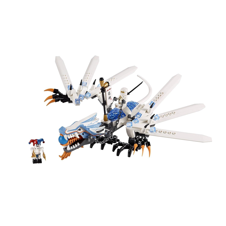 LEGO Ninjago Ice Dragon Attack 2260 $ 76900 - Plan C