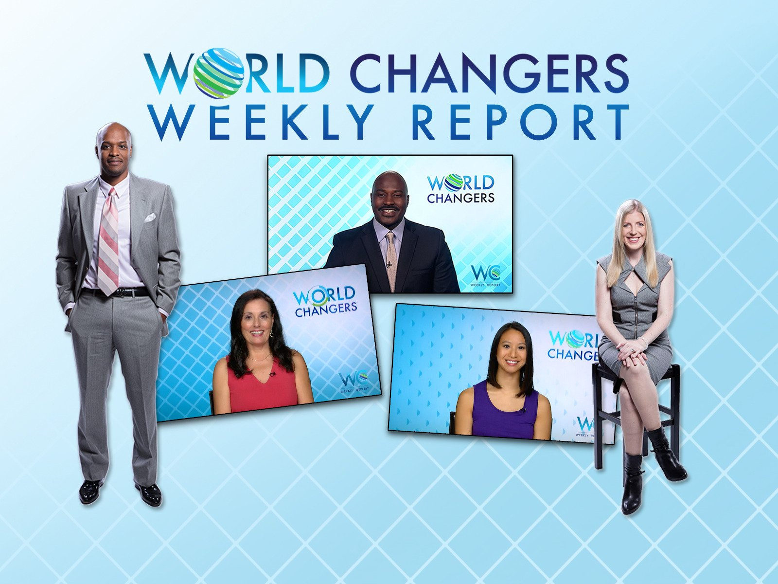 World Changers Weekly Report on Amazon Prime Instant Video UK