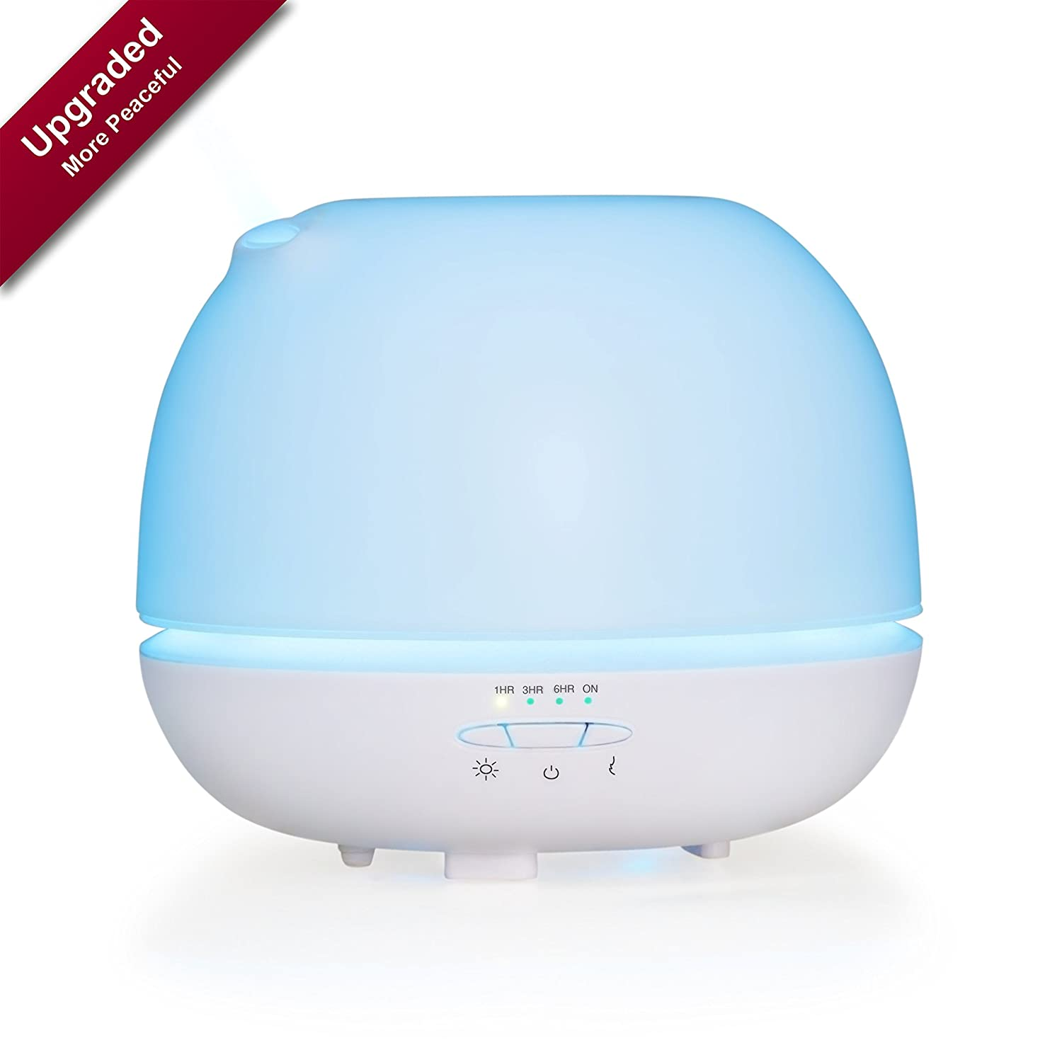 Essential Oil Diffuser Walmart ~ Vafee ml aromatherapy essential oil diffuser cool mist