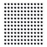 DECORA 1000pcs 7mm Wiggle Googly Eyes with Self-adhesive for Scrapbooking DIY Crafts Toy Accessories (Color: Balck, Tamaño: 7MM)