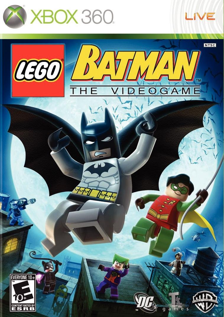 Batman Lego Games