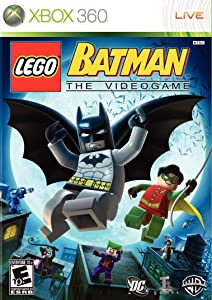 Batman Lego Games