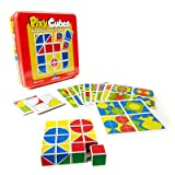 Blue Orange Games BOG00430 Pixy Cubes Game (Color: Multi)