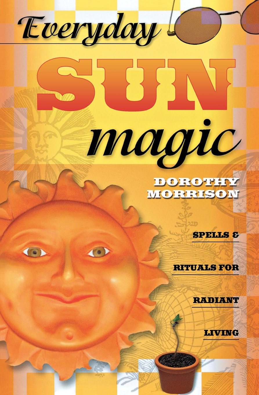 Magical Spell Names Everyday Sun Magic Spells